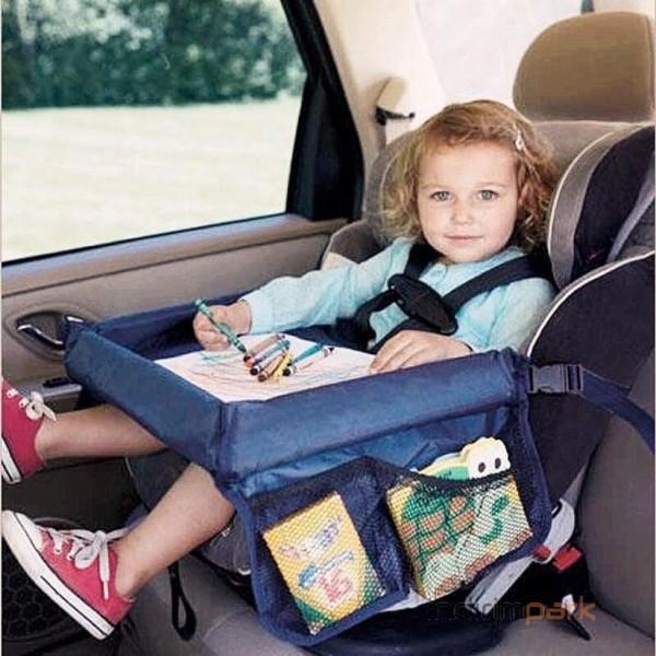 Çocuk Oto Koltuk Sehpası Kids Play Travel Tray