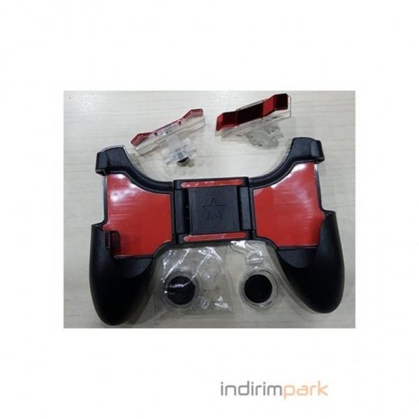 Game Handle Pubg Oyun Kolu Konsol Joystick Ateş Tetik Tuşu Düğme
