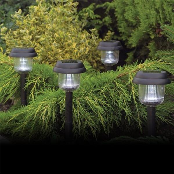 Kablosuz Solar Bahçe Lambası Garden Lamp (Büyük)