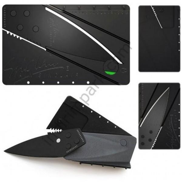 Kredi Kartı Şeklinde Kart Bıçak